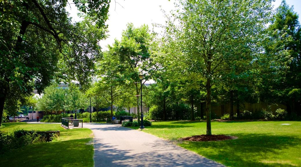 리버사이드 파크 을 특징 정원