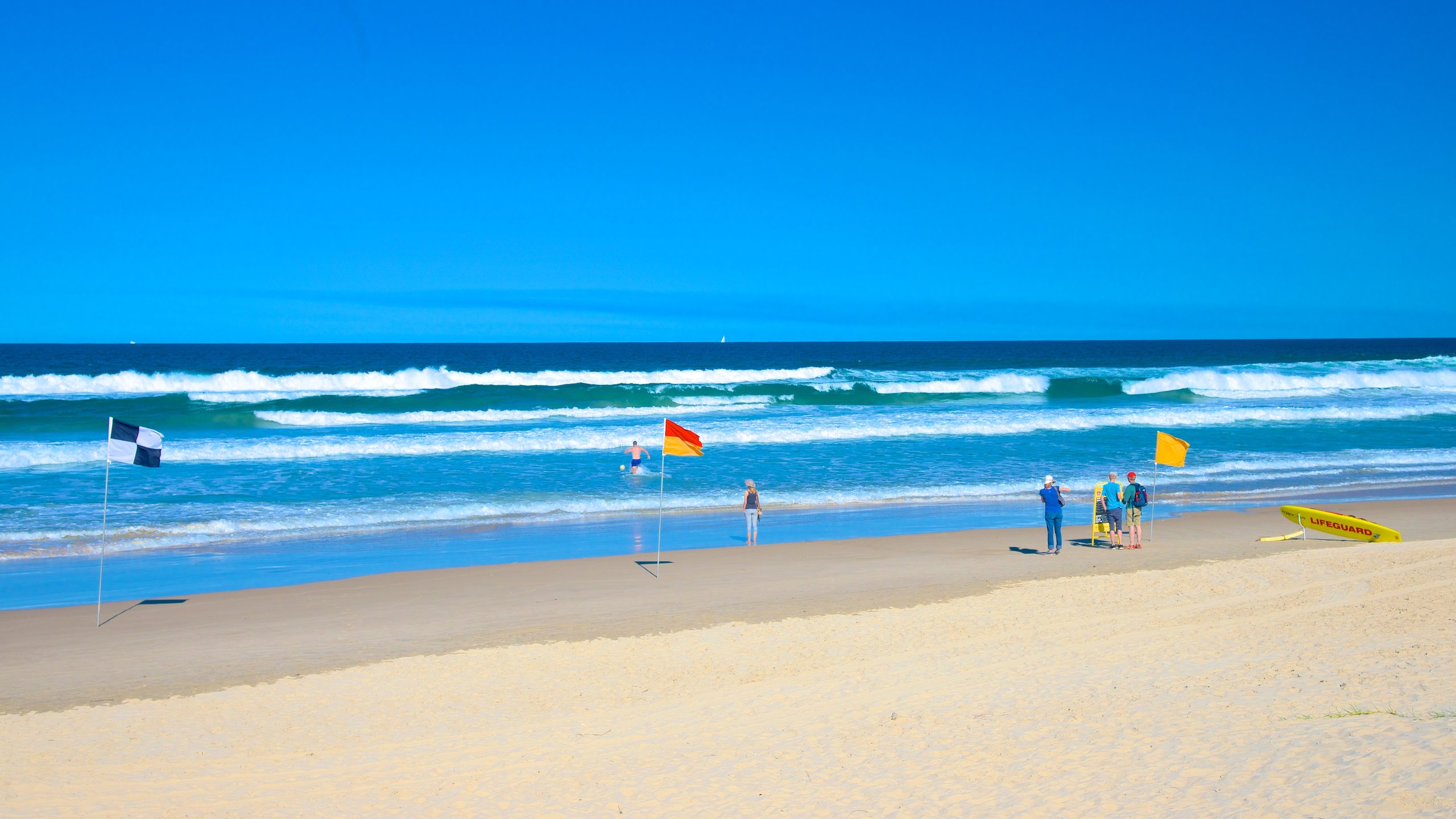 Peregian Beach, Sunshine Coast, Queensland, Australië