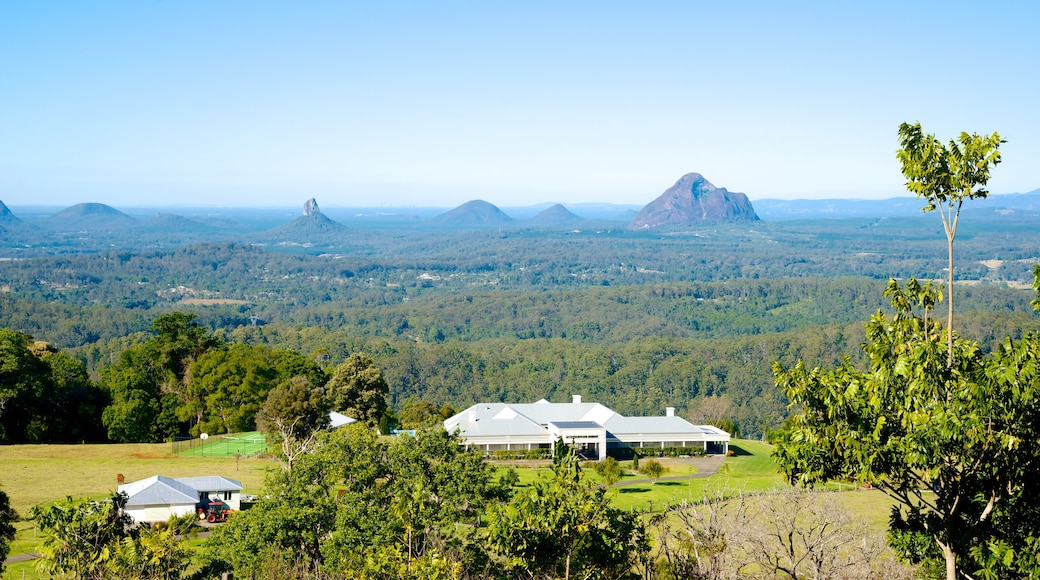 Maleny featuring farmland and landscape views