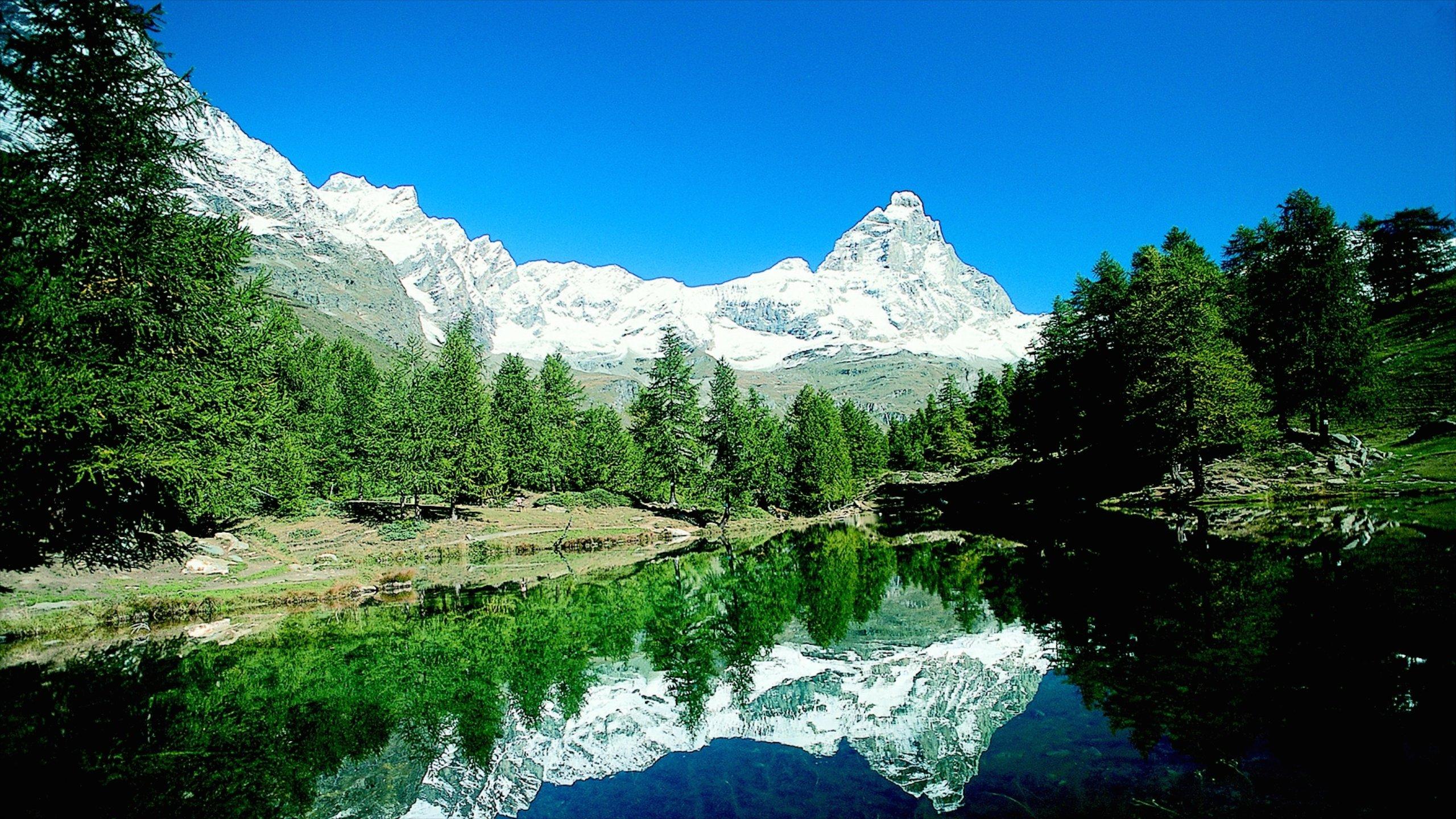 Paquier, Valtournanche, Valle d'Aosta, Italia