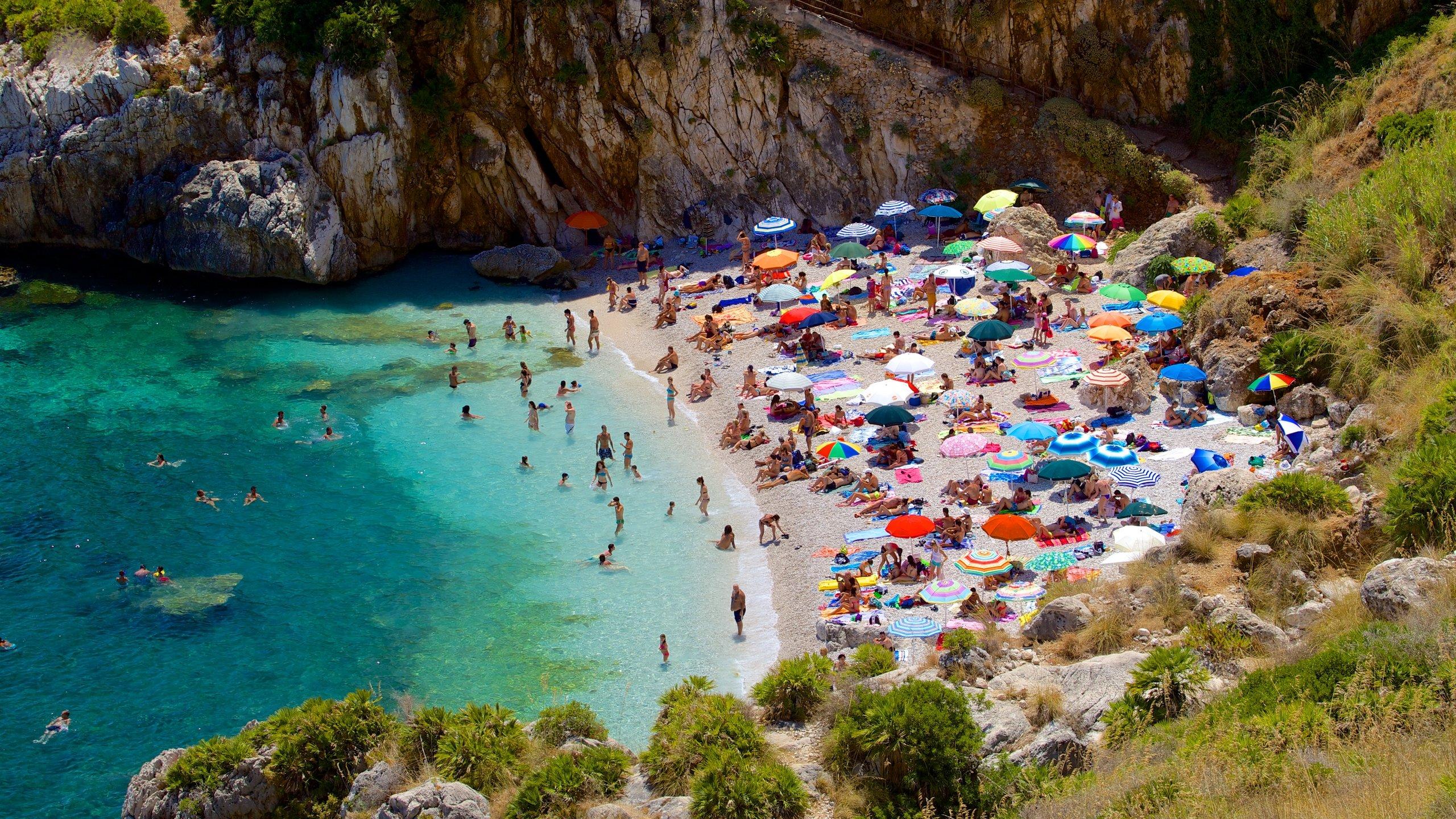 Scopello, Castellammare del Golfo, Sicily, Italy