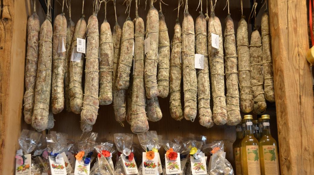 St. Ulrich in Gröden das einen Märkte, Speisen und Einkaufen