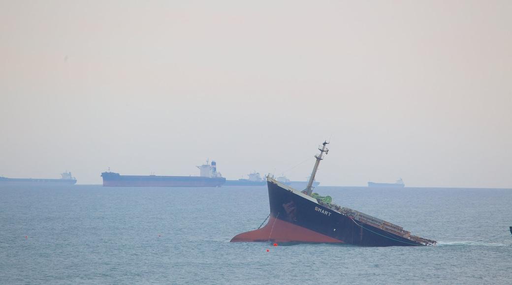 Richards Bay welches beinhaltet allgemeine Küstenansicht