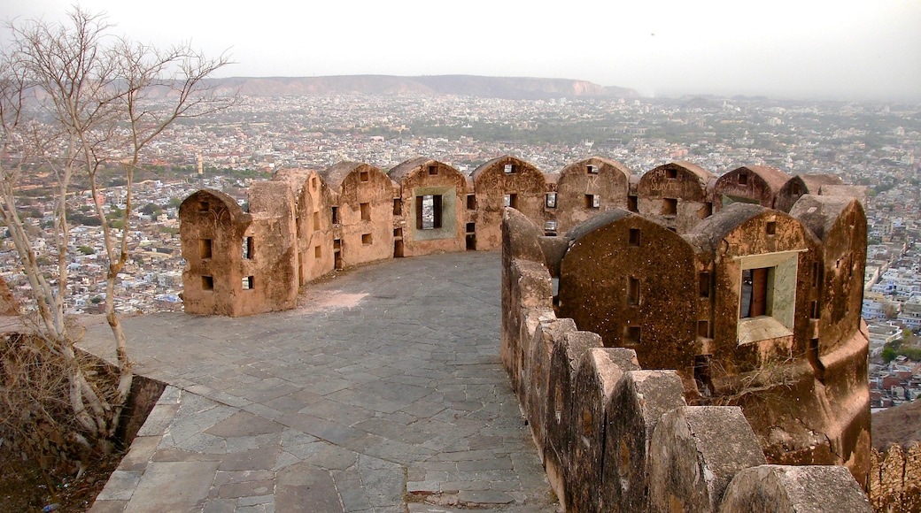 Jaipur featuring a city and views