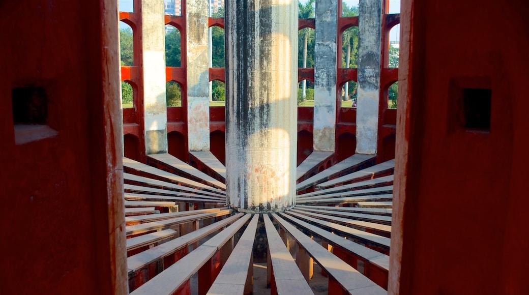Jantar Mantar featuring heritage elements