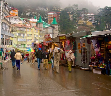 Shimla Mall