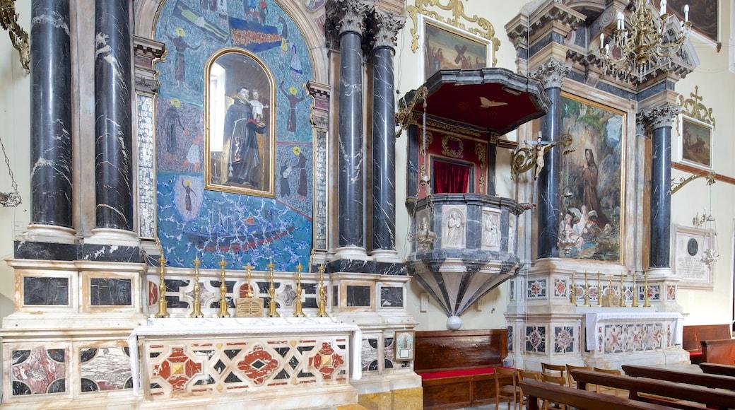 Franziskanerkloster das einen Kunst und Geschichtliches