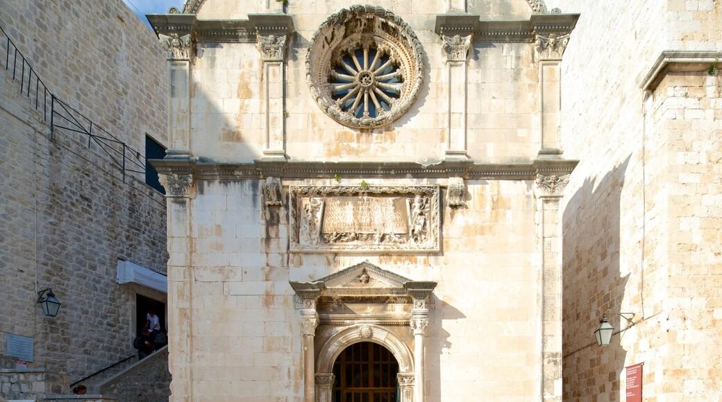 Chiesa del Redentore mostrando chiesa o cattedrale