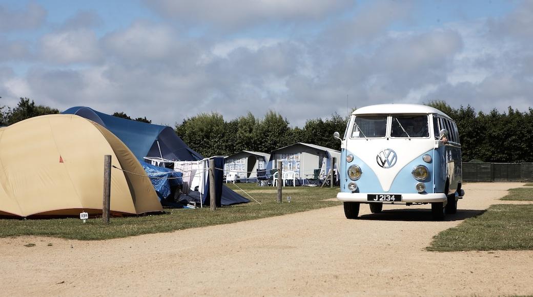 St. Martin\'s mit einem Camping