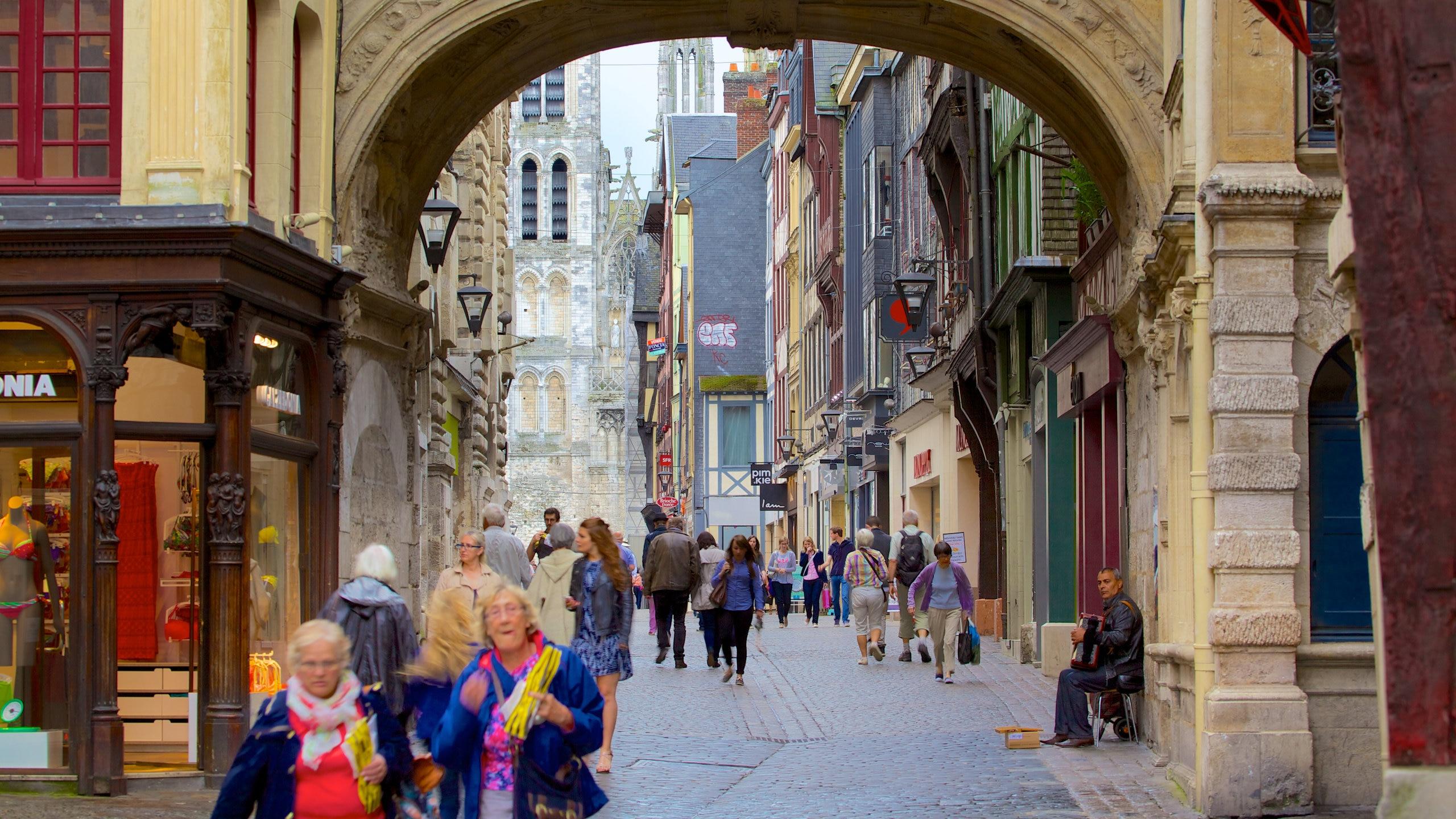 Rouen, Seine-Maritime, France