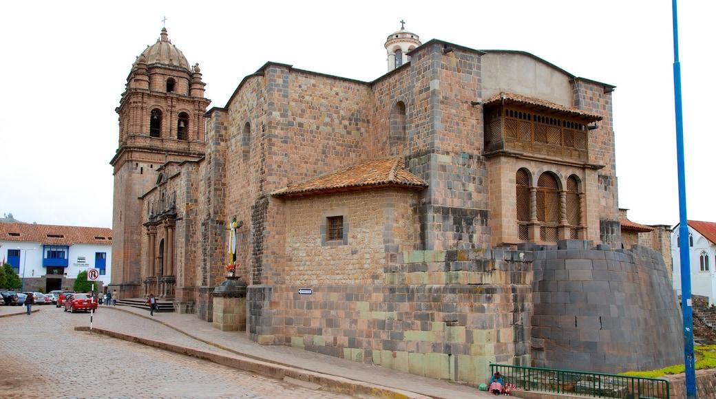 Cusco das einen Kirche oder Kathedrale