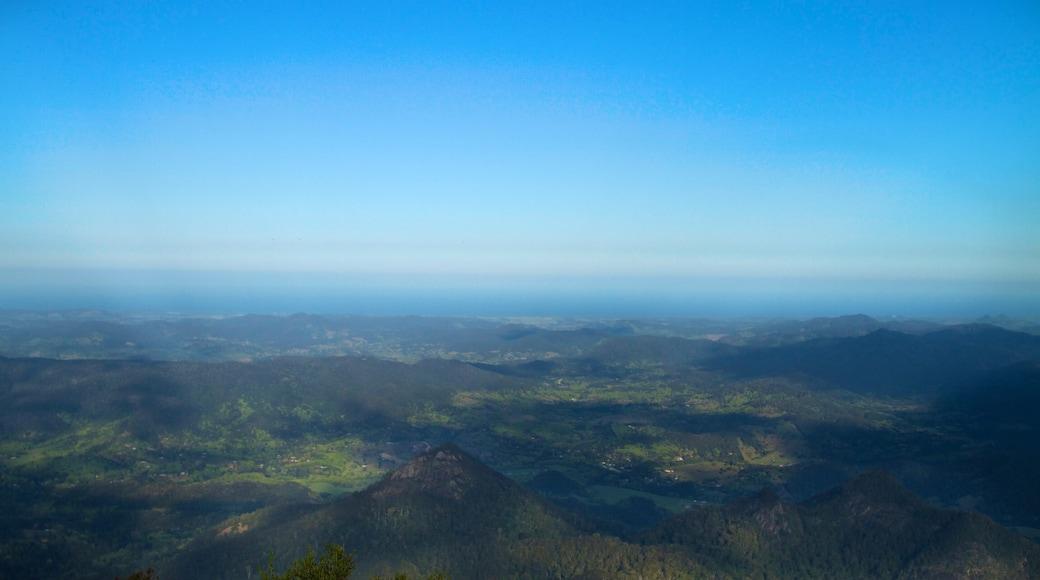 Mount Warning showing landscape views