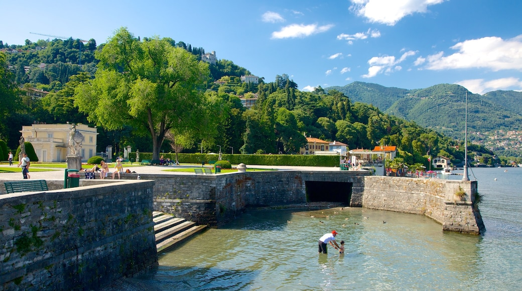 Villa Olmo featuring a coastal town, general coastal views and swimming