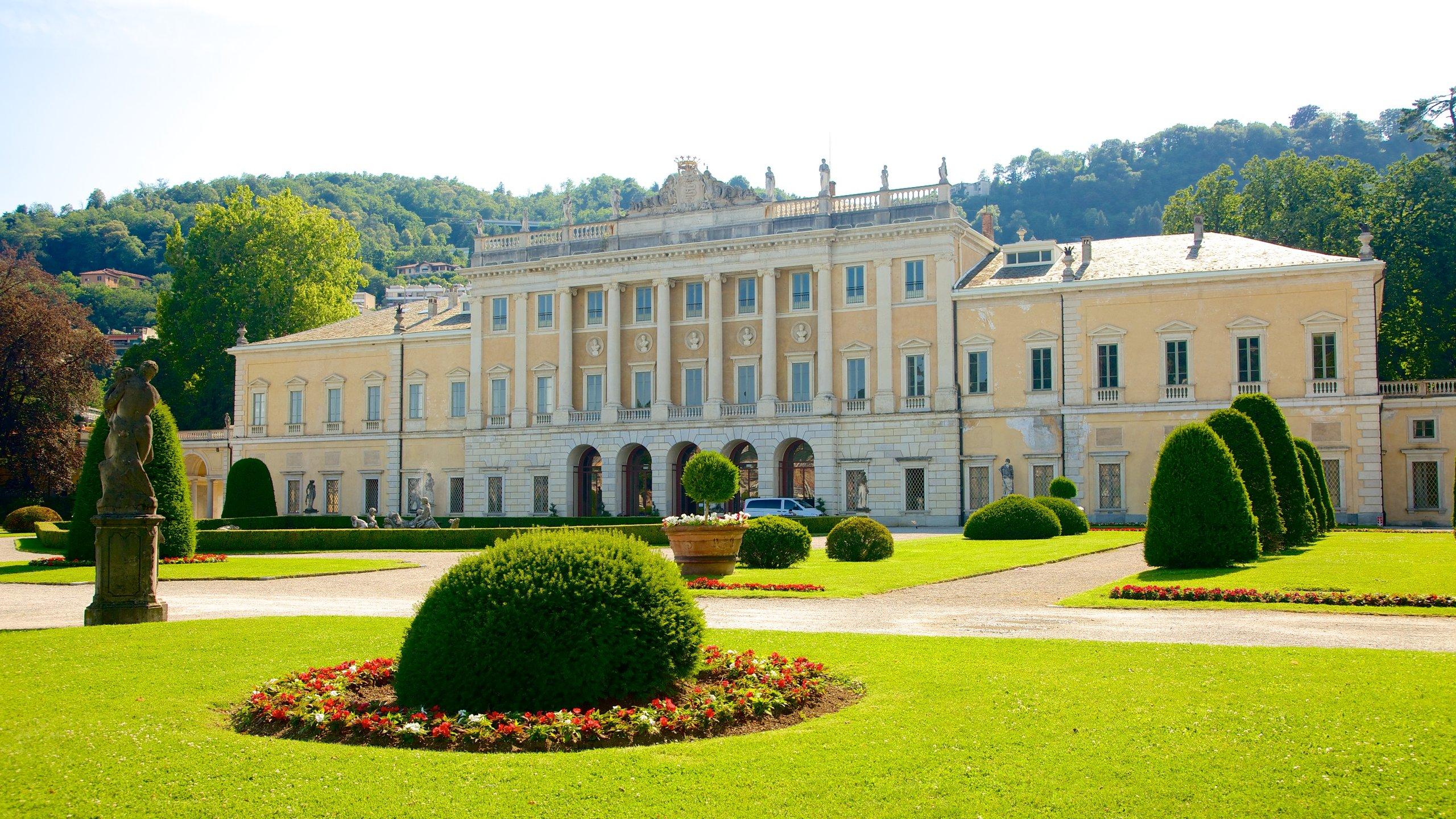 Villa Olmo (rakennus), Como, Lombardia, Italia