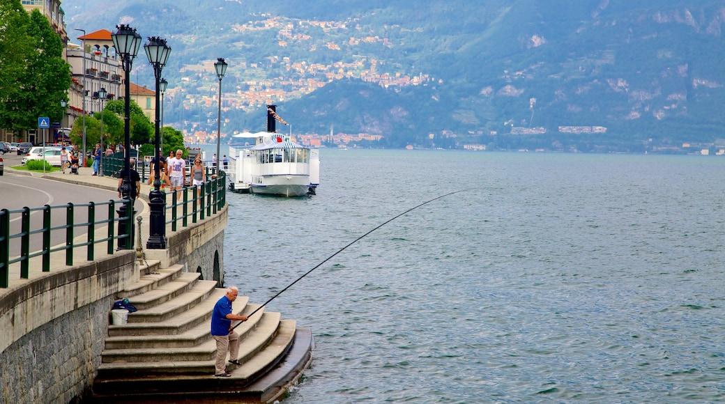 Villa Carlotta caratteristiche di vista della costa, pesca e baia e porto