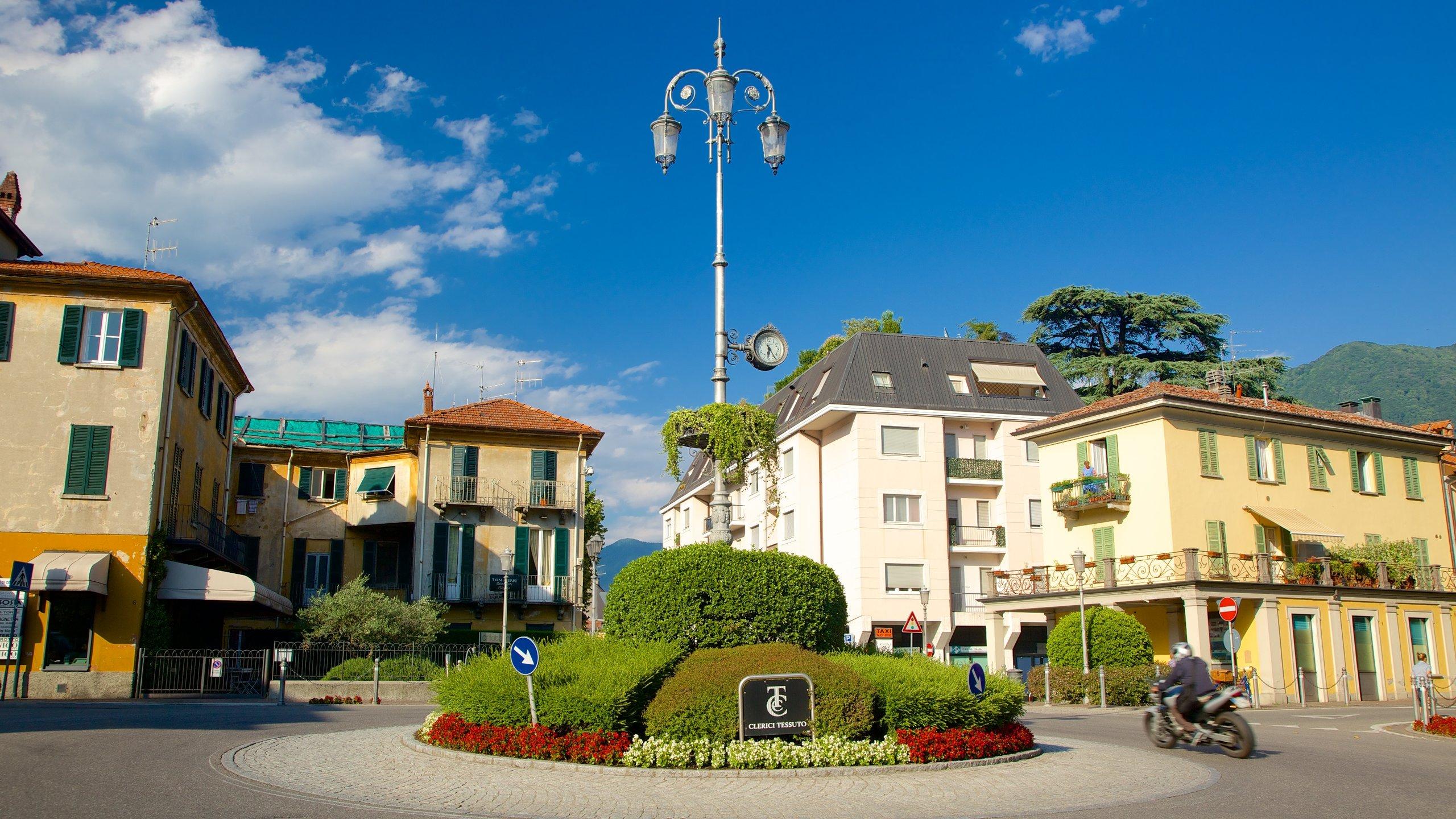 Cernobbio, Lombardije, Italië