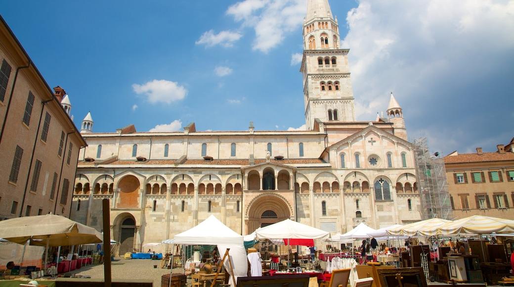 Modena Provinz mit einem Platz oder Plaza und Märkte