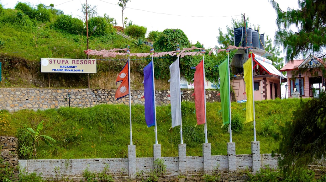 Nagarkot which includes tranquil scenes