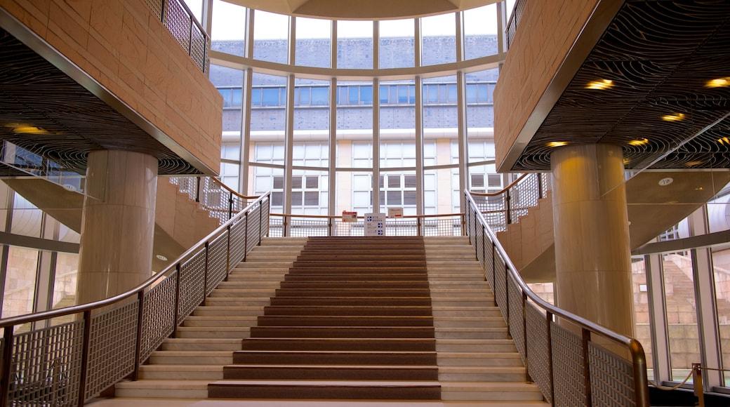 Japan showing interior views
