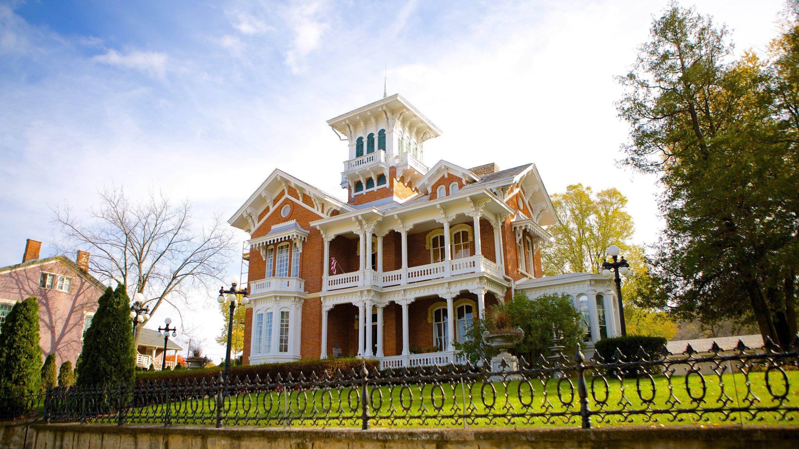 Posiadłość Belvedere, Galena, Illinois, Stany Zjednoczone
