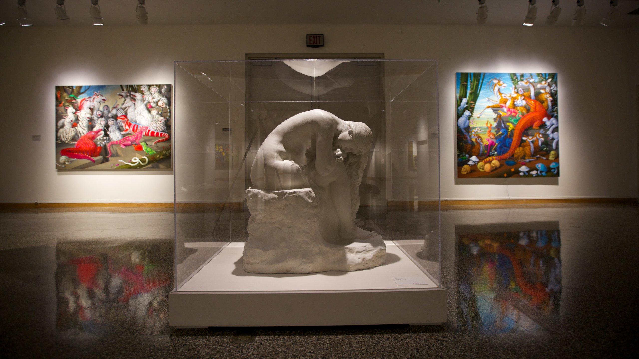 Rockford Art Museum, Rockford, Illinois, United States of America
