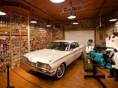 Pontiac-Oakland Automobile Museum