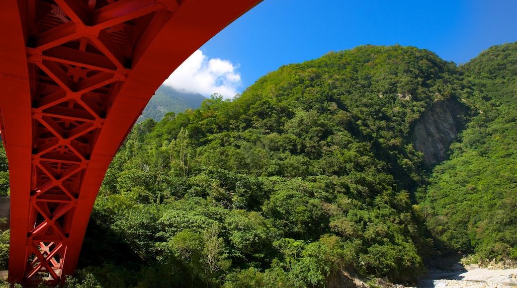 太魯閣國家公園 设有 寧靜風景