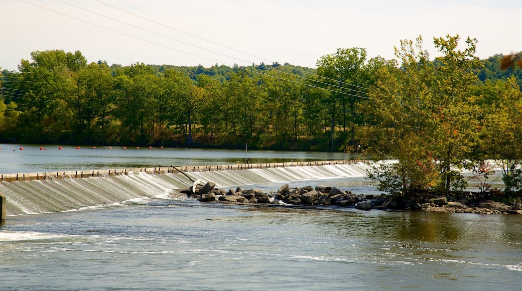 Stillwater showing a river or creek