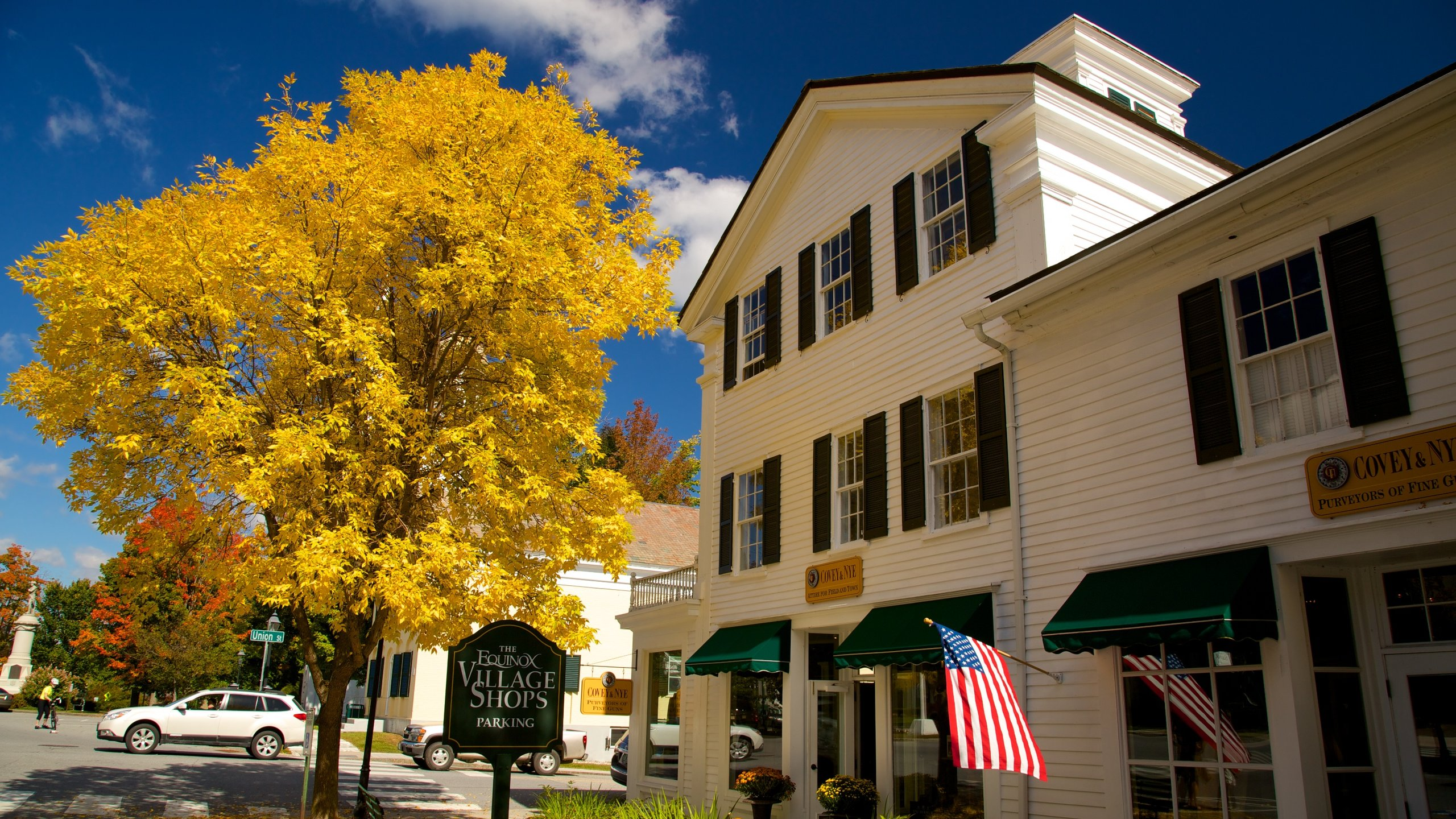 Manchester, Vermont, United States of America