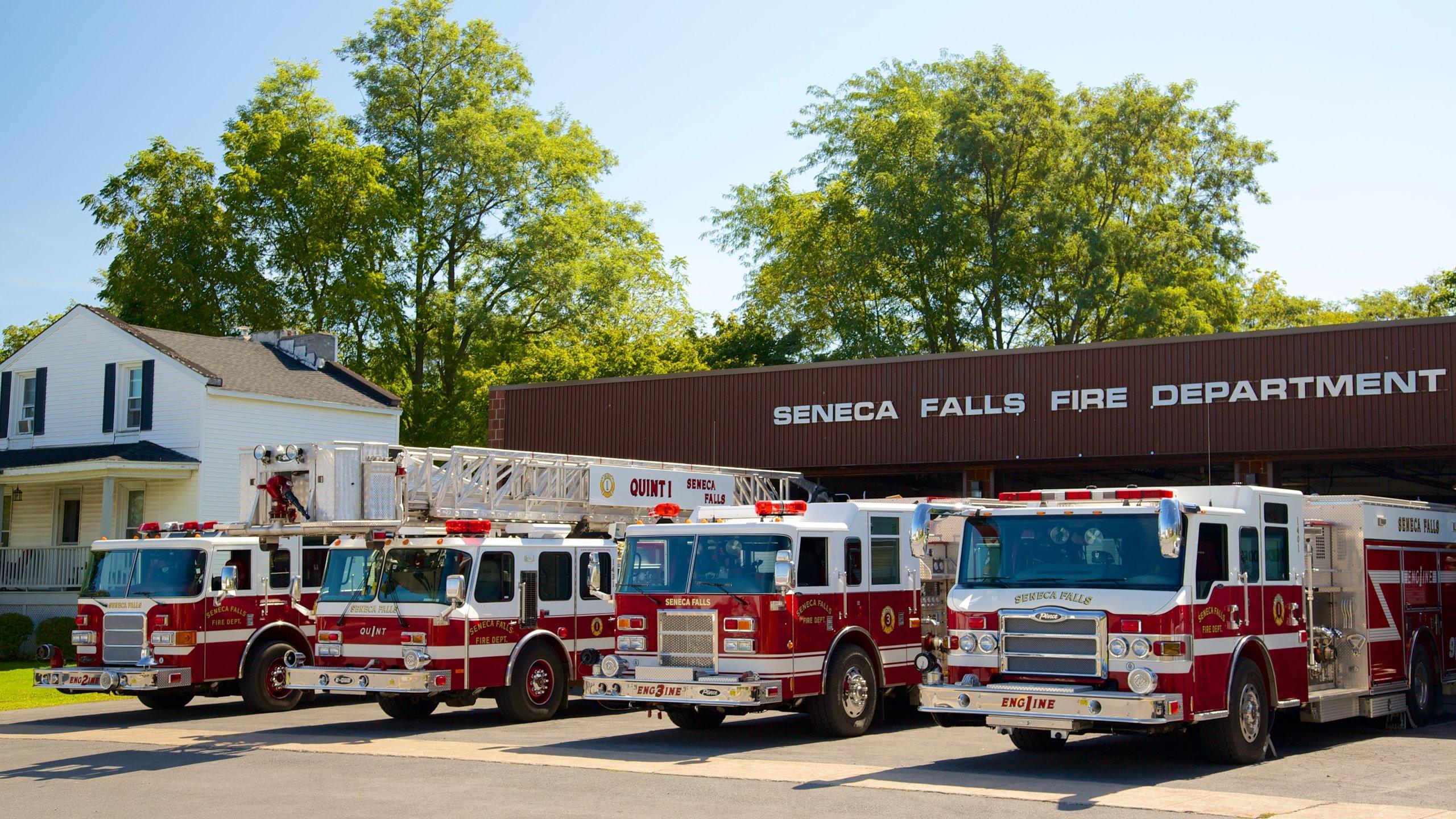 Seneca Falls Fire Department plans expansion on Bayard Street