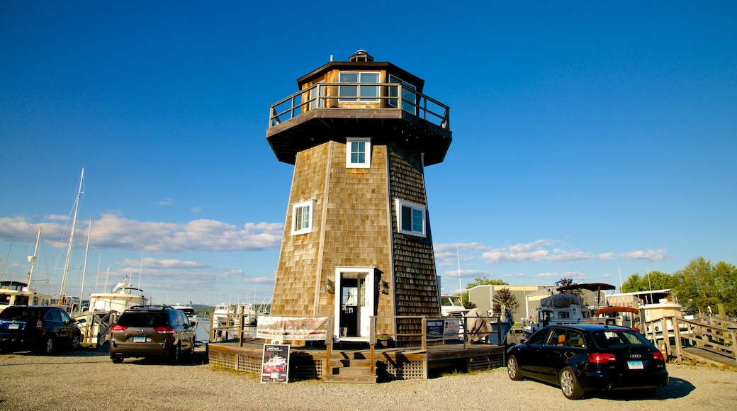Essex which includes a lighthouse
