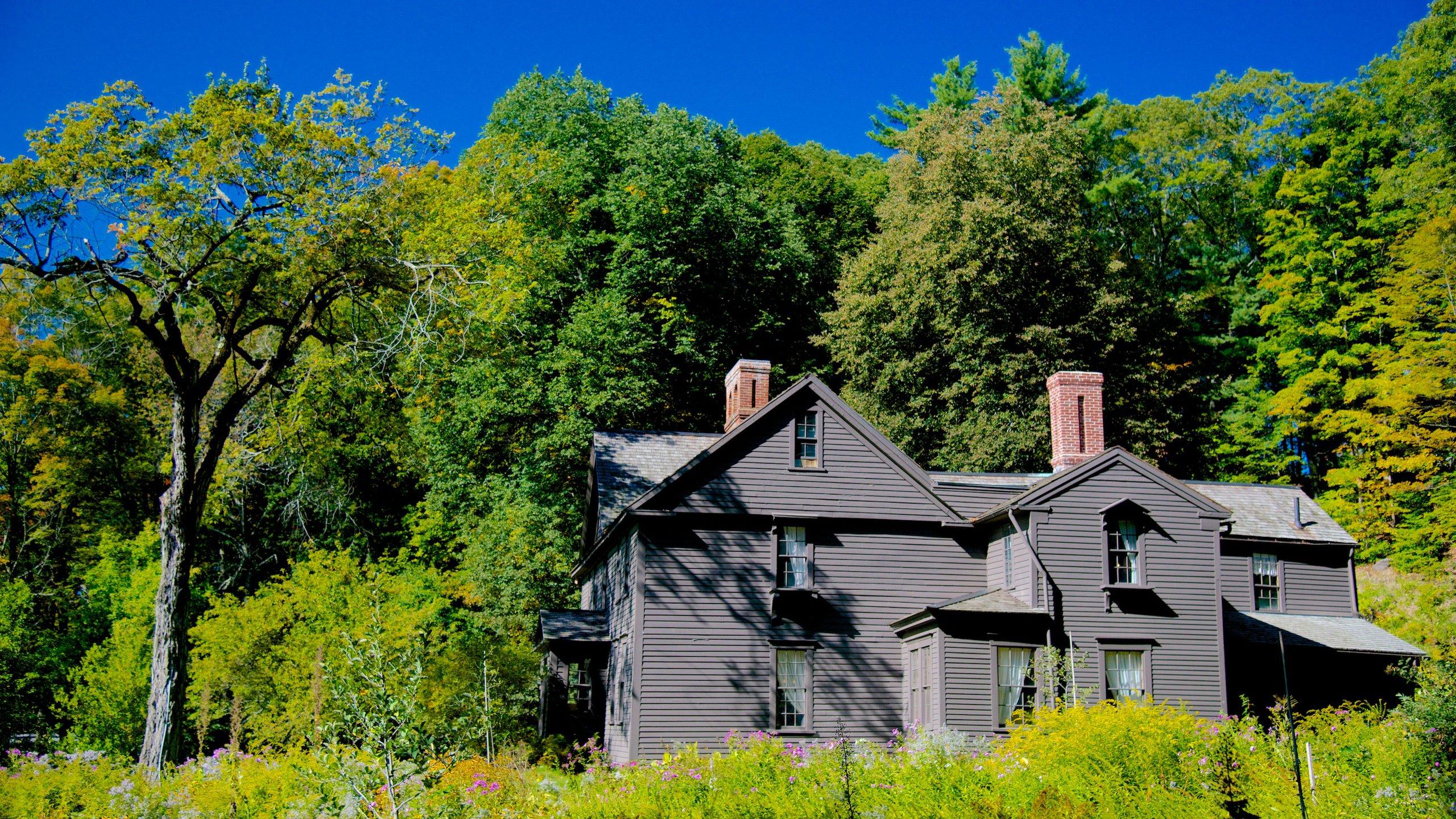 Louisa May Alcott's Orchard House, Concord, Massachusetts, United States of America