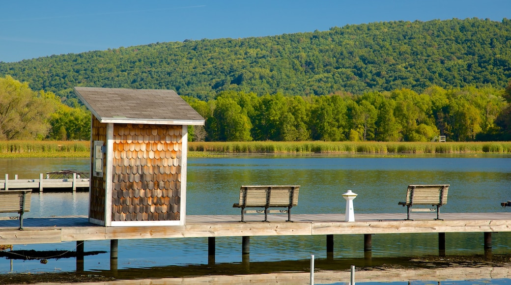 Keuka Lake State Park which includes a lake or waterhole