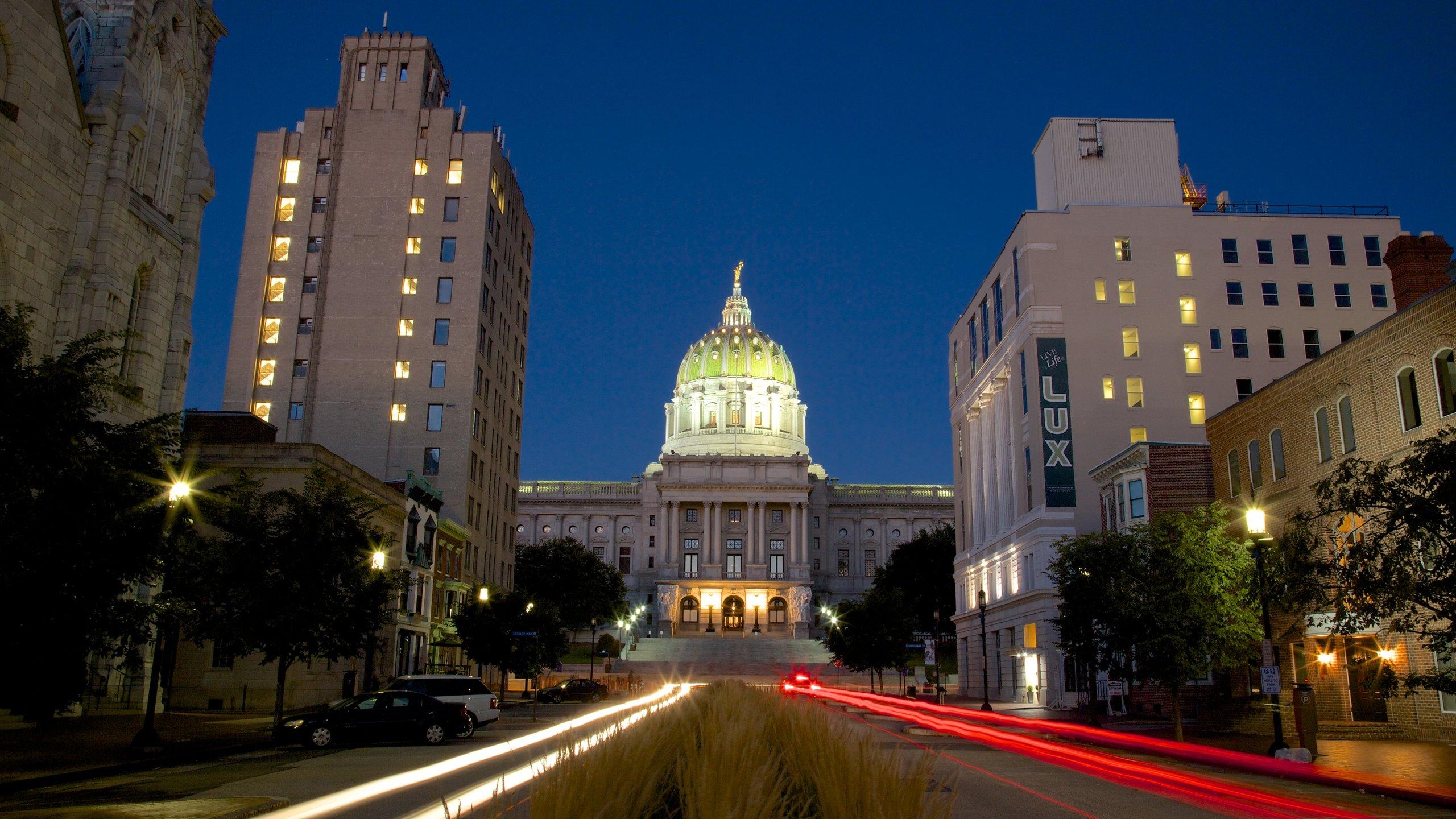 Pennsylvania State Capitol, Harrisburg, Pennsylvania, United States of America