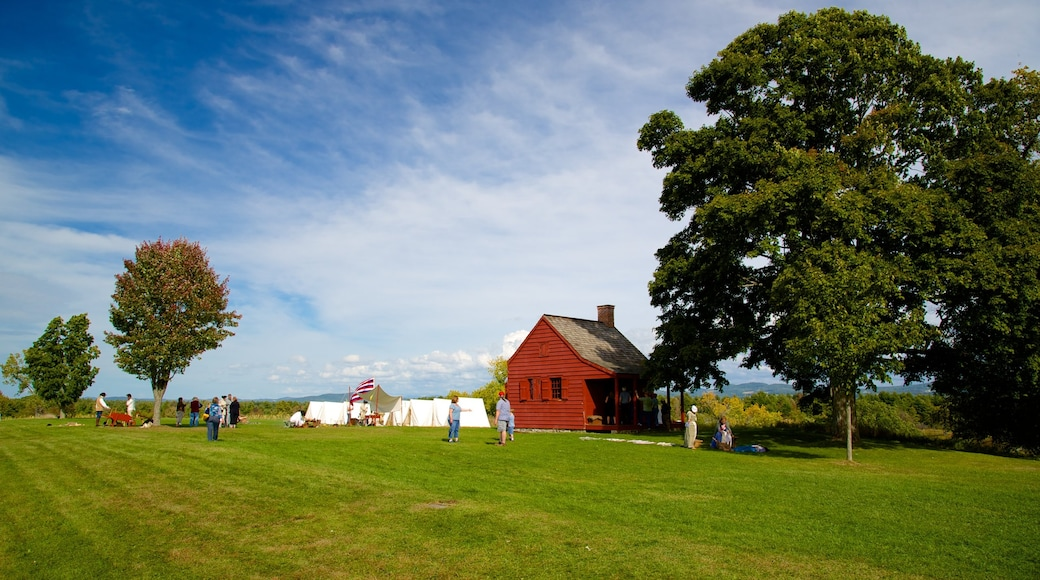 Saratoga National Historical Park featuring tranquil scenes