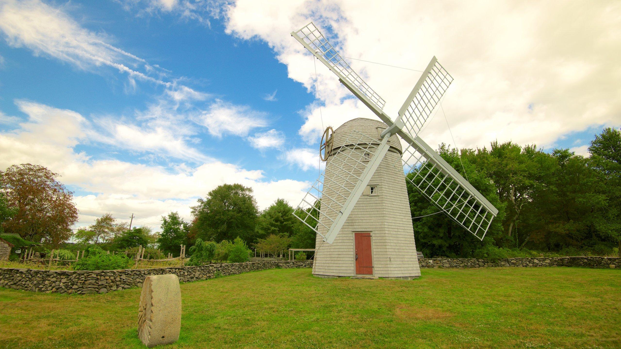 Jamestown Windmill, Jamestown, Rhode Island, United States of America
