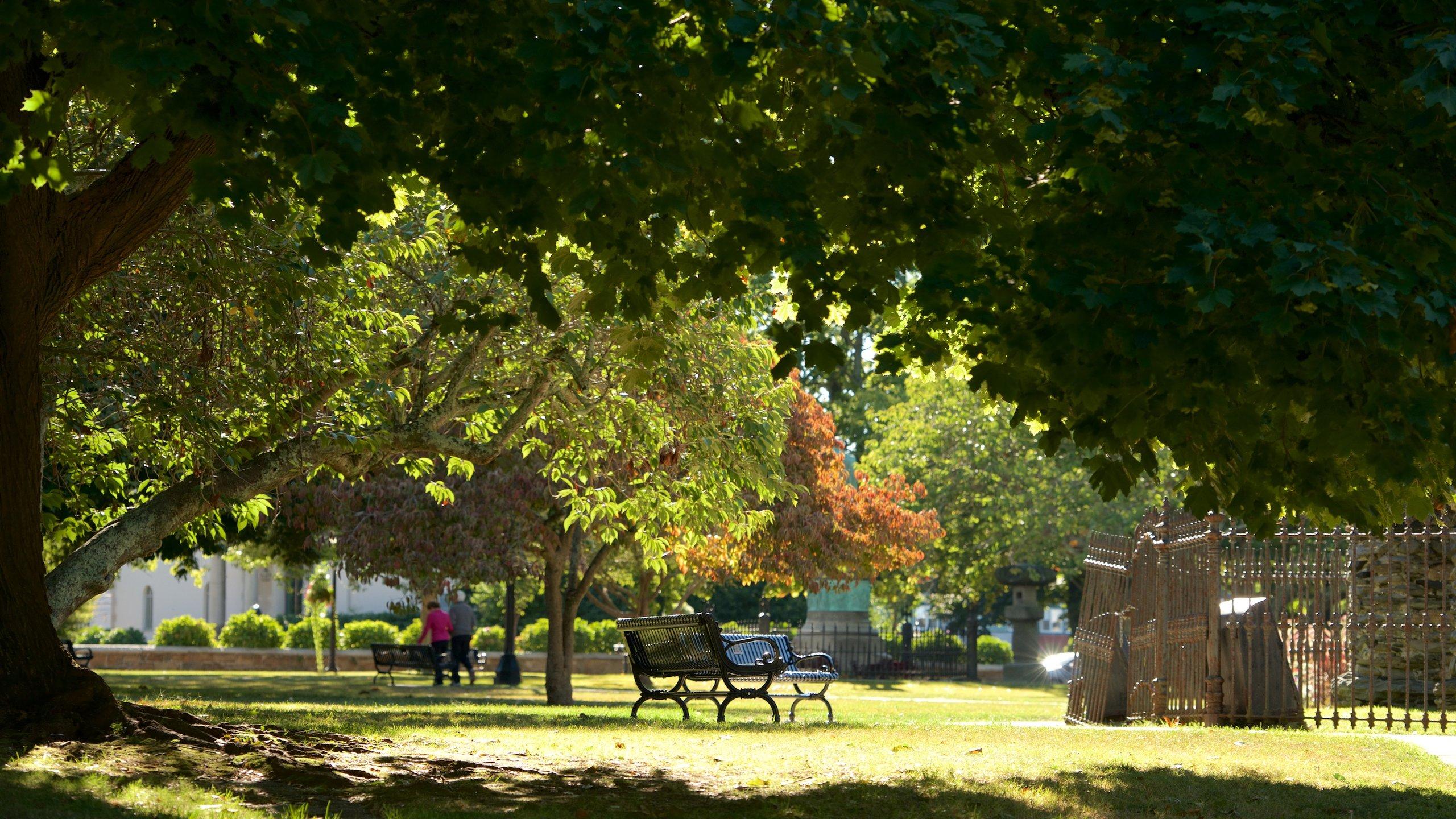 Historic Hill, Newport, Rhode Island, Verenigde Staten