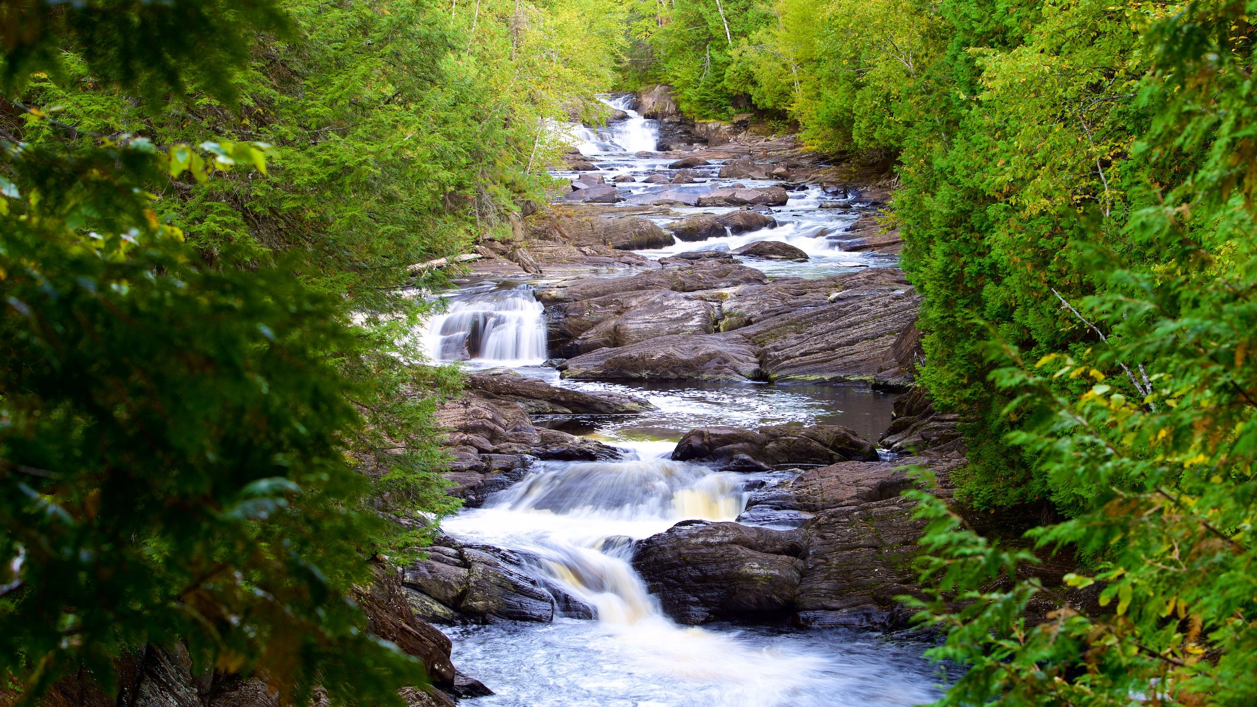 Kennebec-Tal, Maine, USA