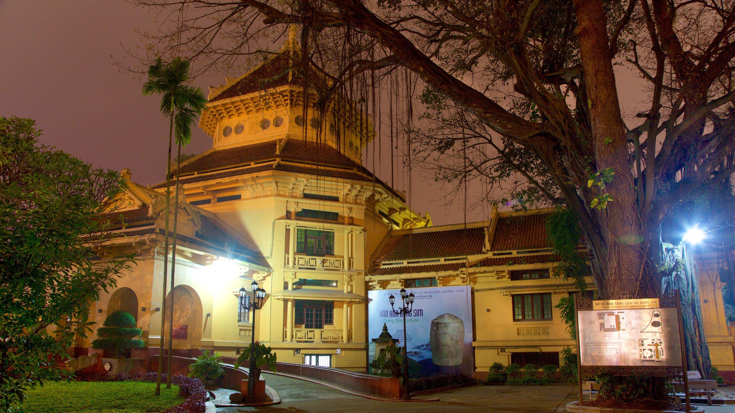 Nationaal Museum van de Vietnamese geschiedenis, Hanoi, Vietnam
