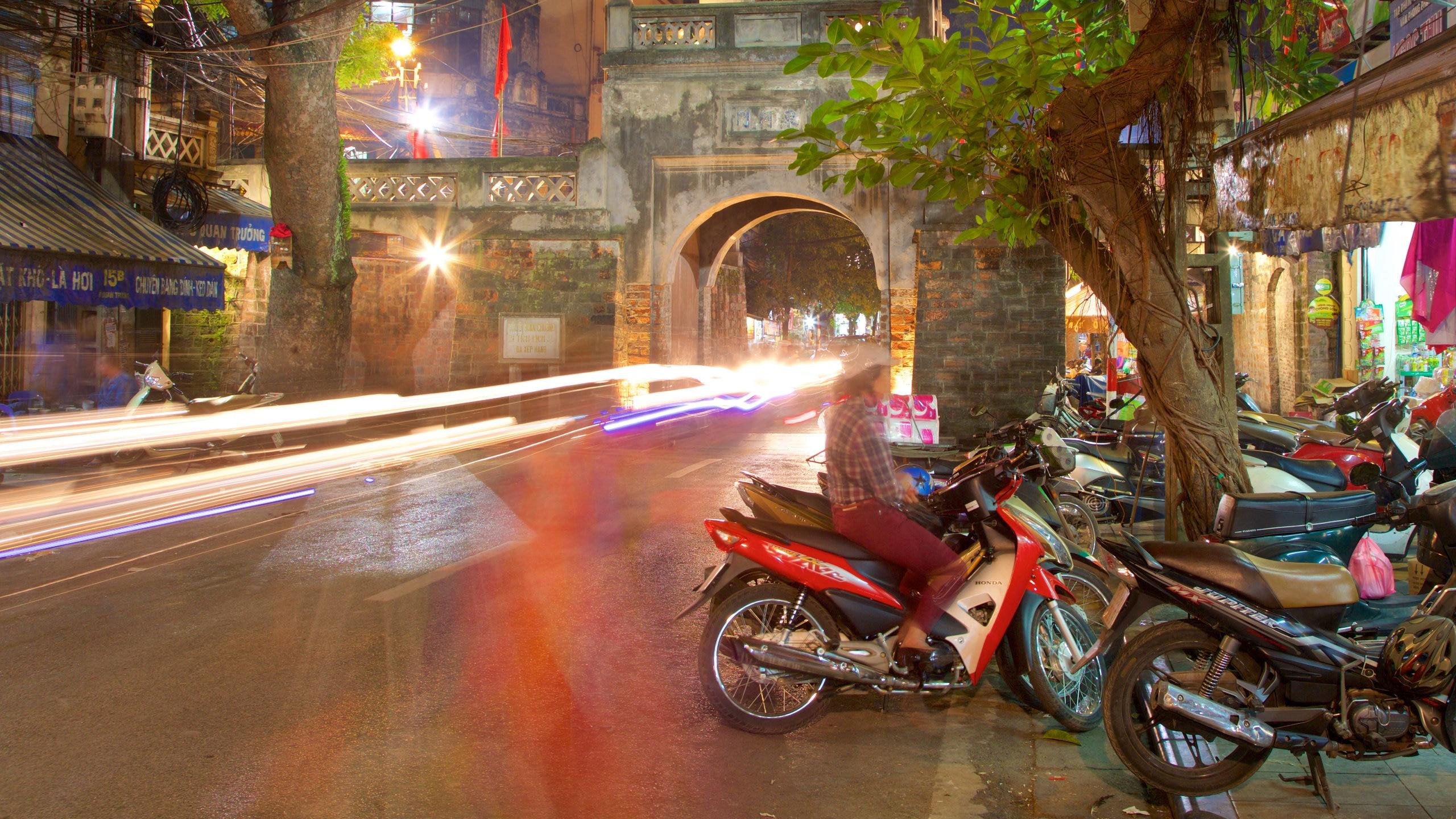 Hanoi Old City Gate, Hanoi, Vietnam