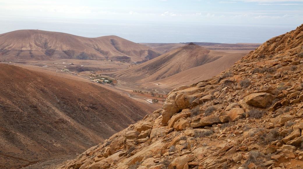 Pajara caratteristiche di vista del deserto, montagna e paesaggi rilassanti