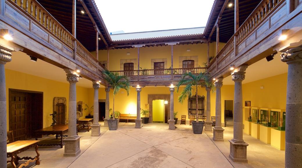 Las Palmas de Gran Canaria toont historische architectuur