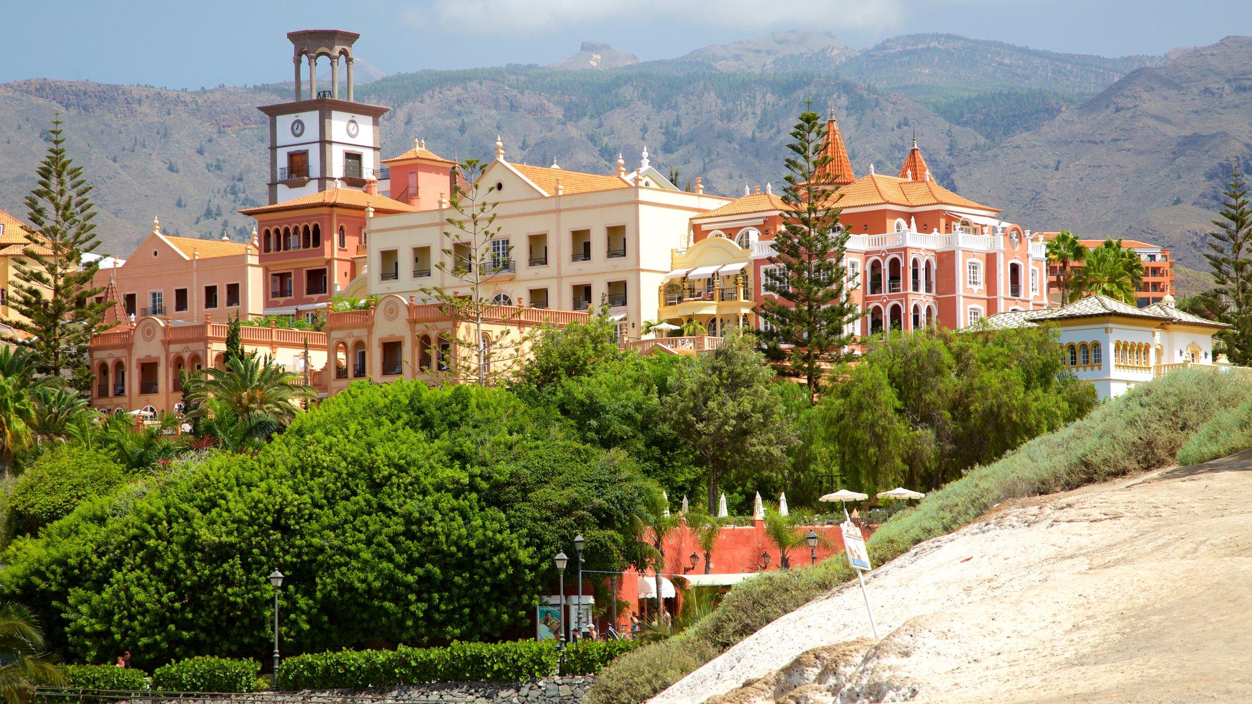 Costa Adeje, Adeje, Canary Islands, Spain