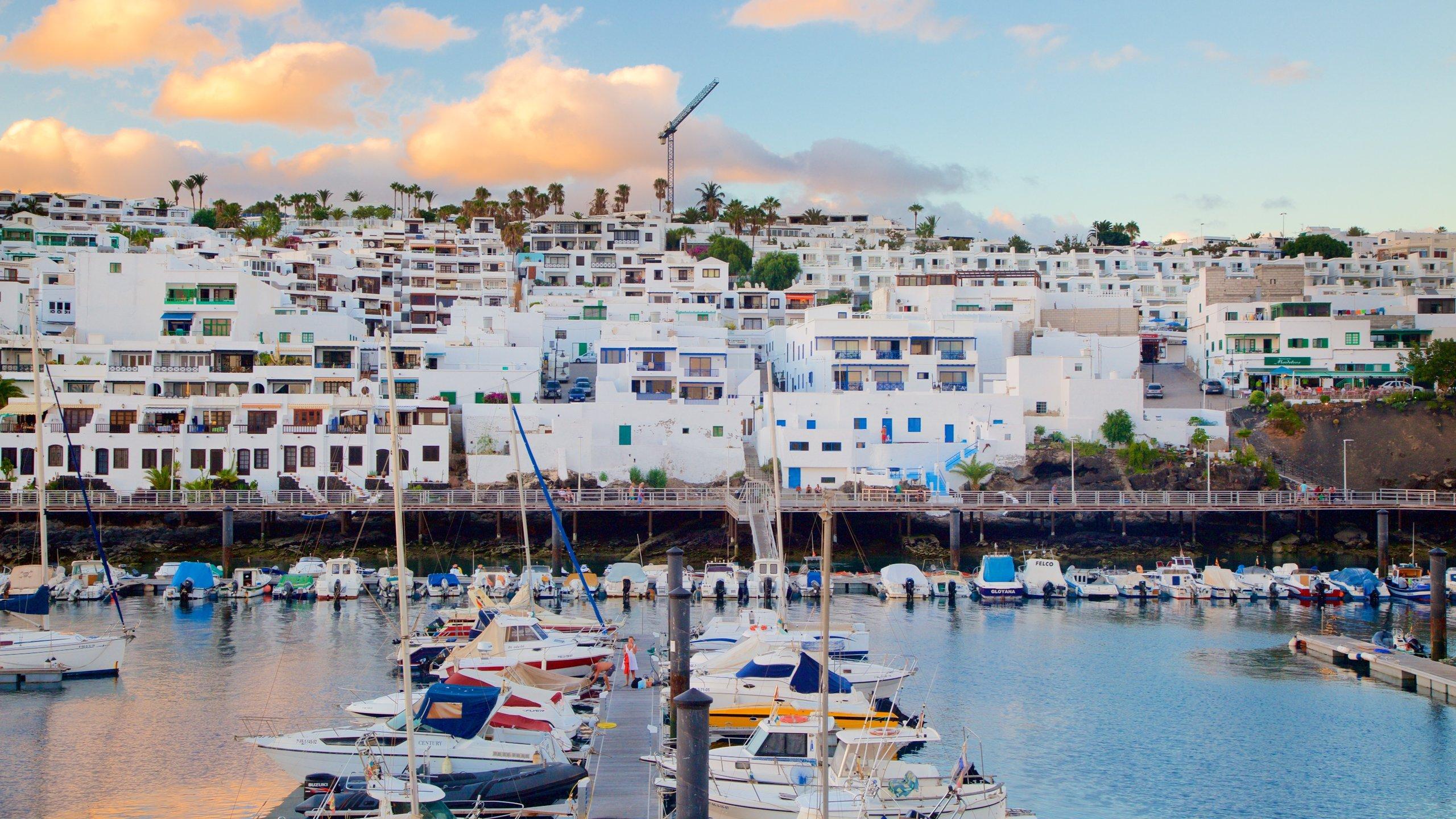 Puerto del Carmen, Canary Islands, Spain
