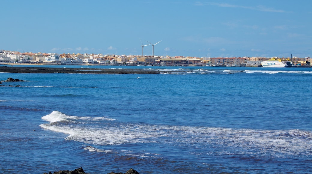 Corralejo bevat algemene kustgezichten