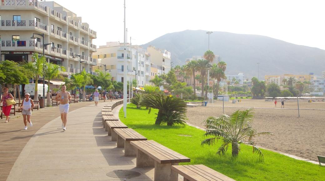 Los Cristianos inclusief een kuststadje