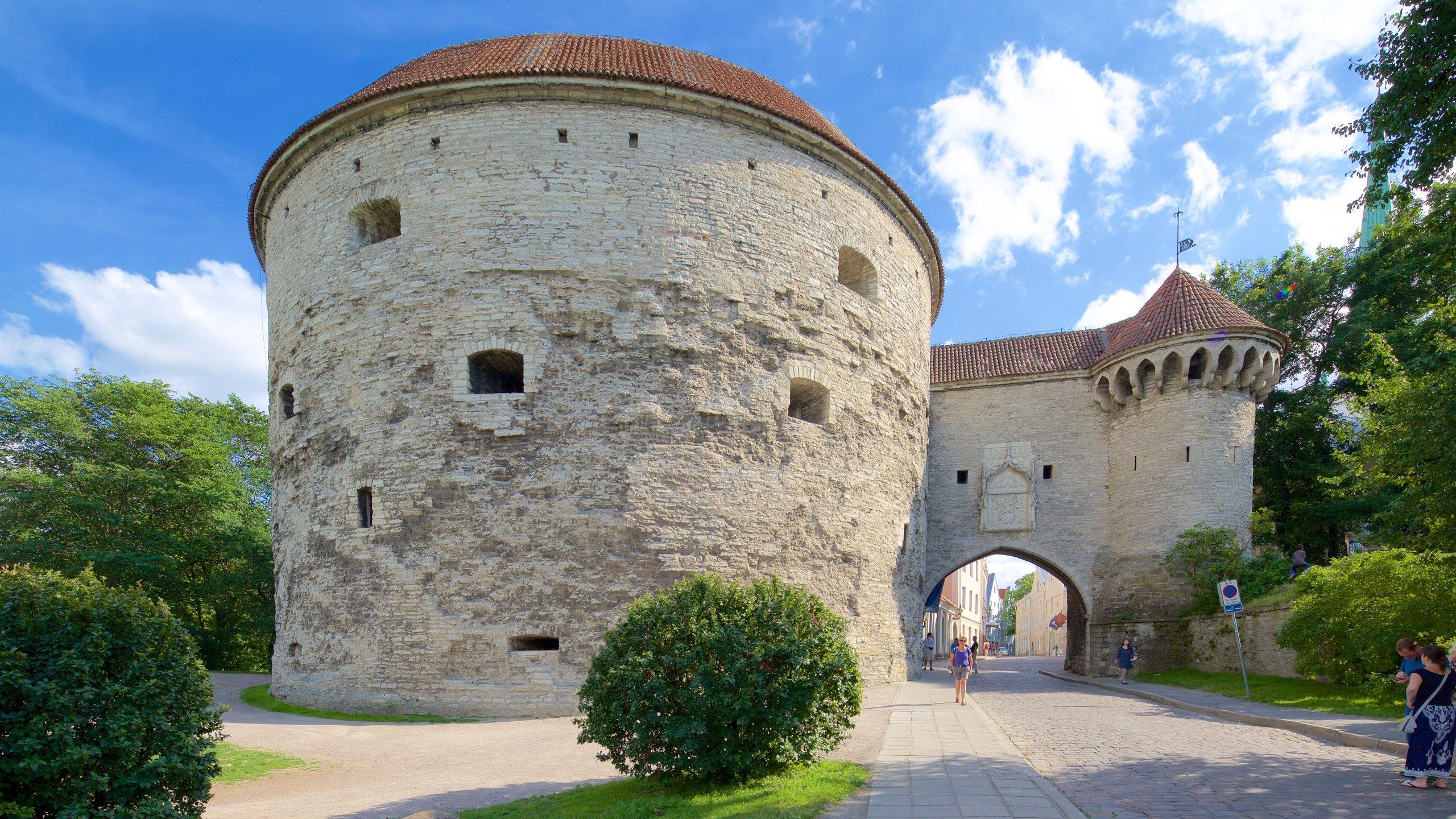 Great Coastal Gate, Tallinn, Harju County, Estonia