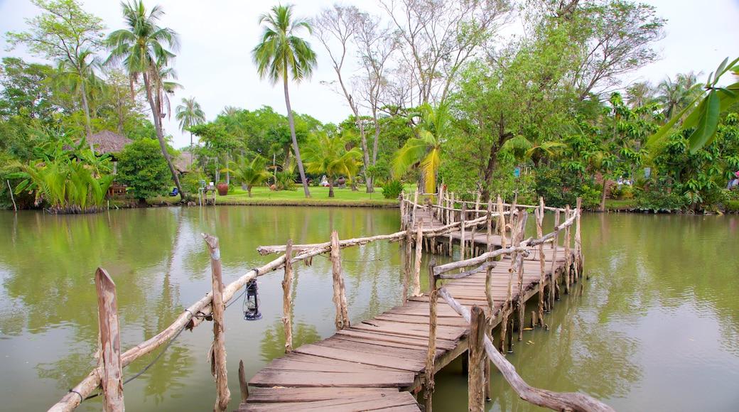 호치민시 이 포함 공원 과 강 또는 시내