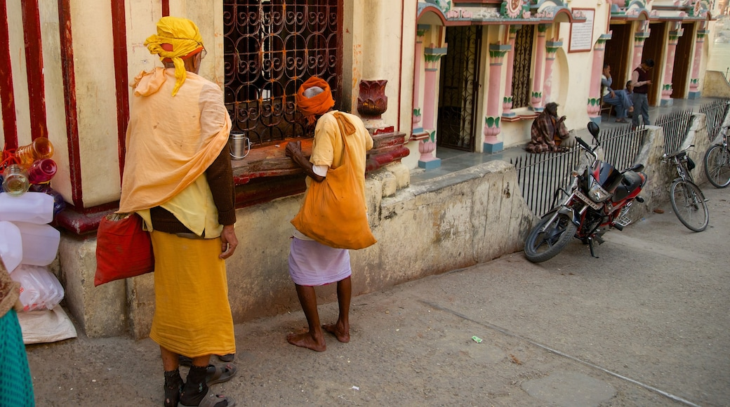 Haridwar as well as a small group of people