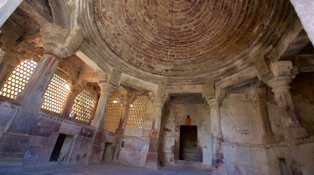 Sawai Madhopur featuring heritage elements and interior views